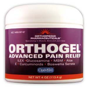 Orthogel 4oz Jar