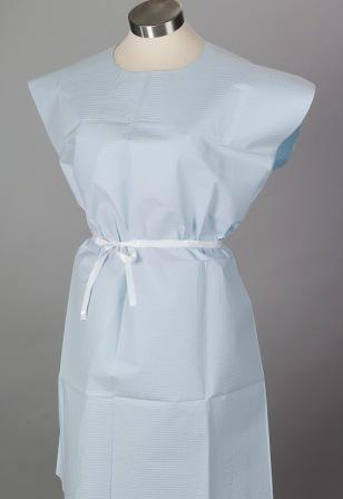 paper medical gowns Disposable patient gowns, exam gowns, exam capes, exam shorts, pediatric exam gowns, urology shorts,isolation gown ,chiropractic supplies, medical misposables.