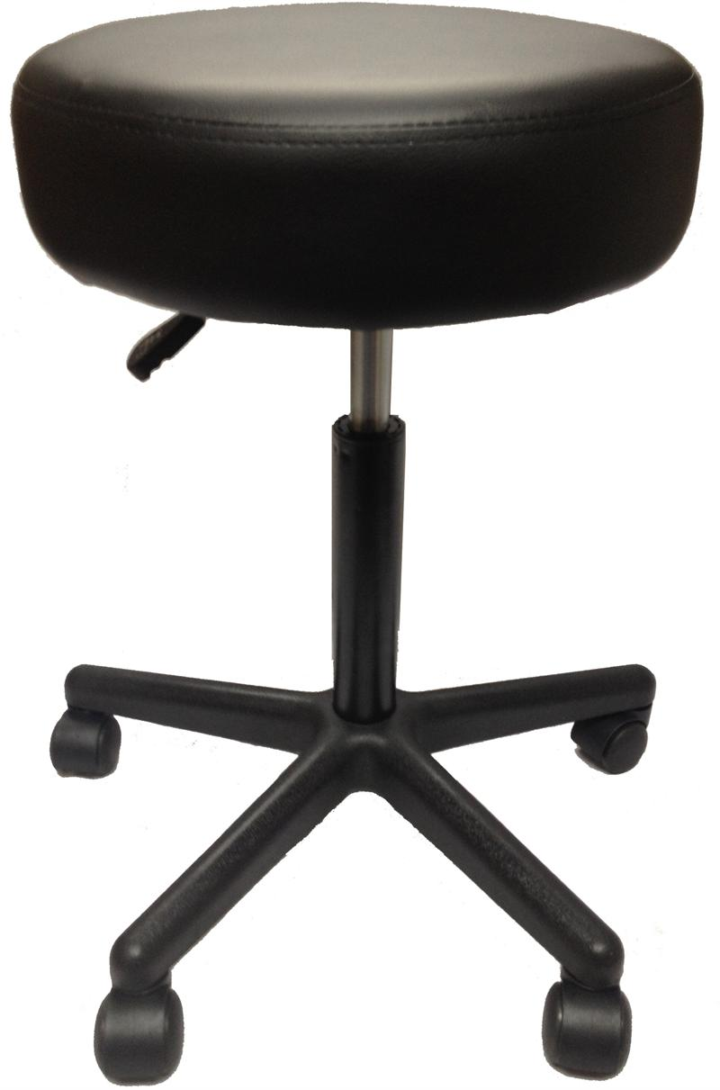 Therapist S Choice 174 Pneumatic Adjustable Rolling Stool
