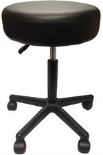 Pneumatic Stool / Adjustable Rolling Stool