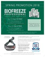 Biofreeze Special DEAL#1 (Buy 38, Get 10 FREE)