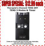 Therapist's Choice® TENS 3MT: $12.99 SUPER SPECIAL!