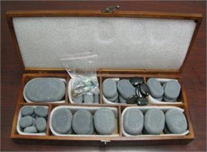 Hot Stone Set-64PCS